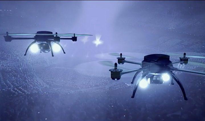 AIR 2015 Amsterdam il primo show mondiale con i droni