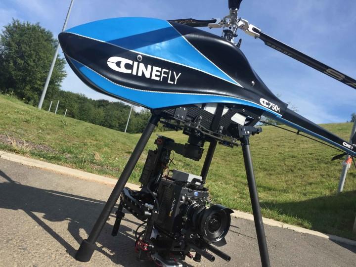 Cinefly C750 – ARRI Alexa Mini conquistano Colonia