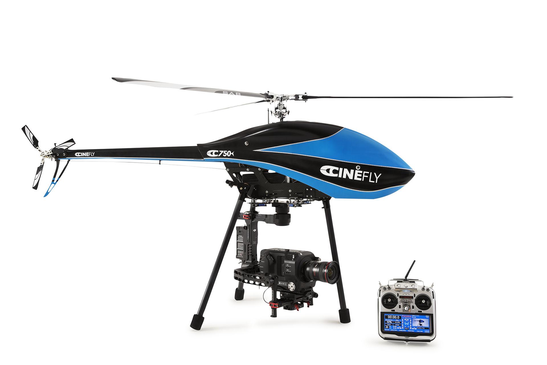 C750 Drone Cinema