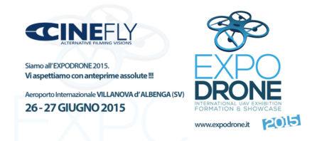 Expodrone-cinefly-drone-droni professionali