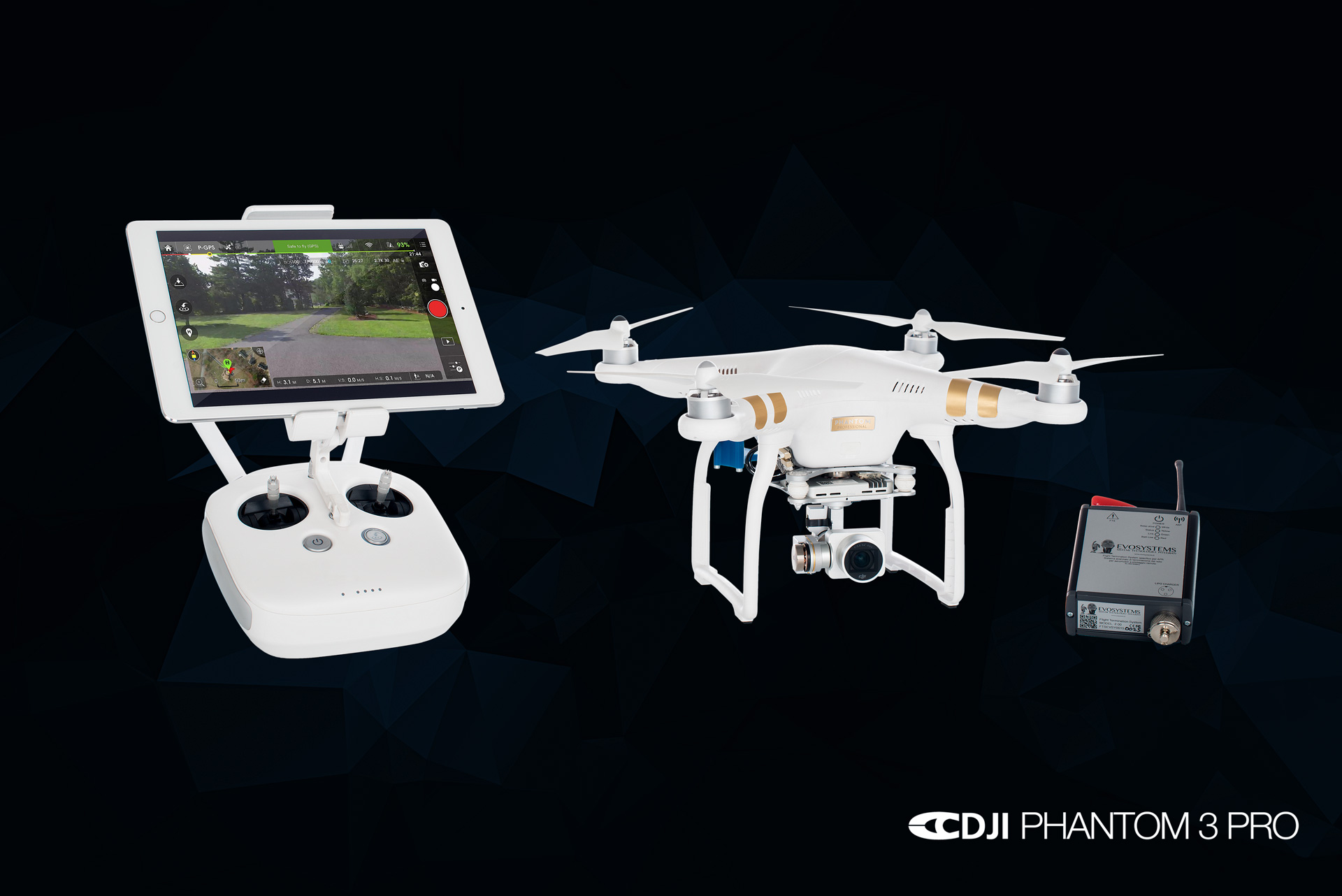 Phantom 3 - noleggio - riprese drone Phantom 3