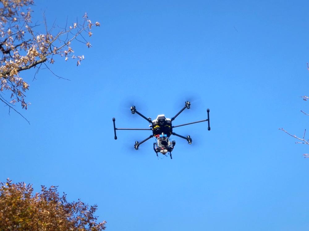 maverick x8-noleggio-drone-cinema